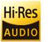 High Resolution Audio (HRA)