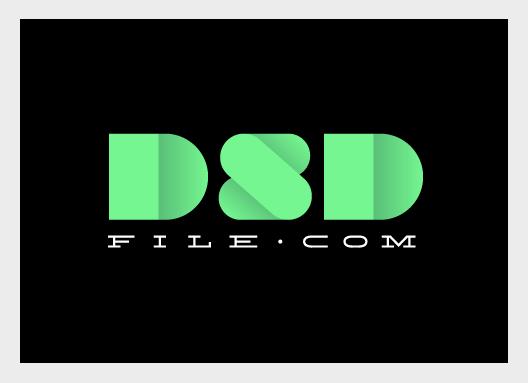 dsdfile.com logo-black